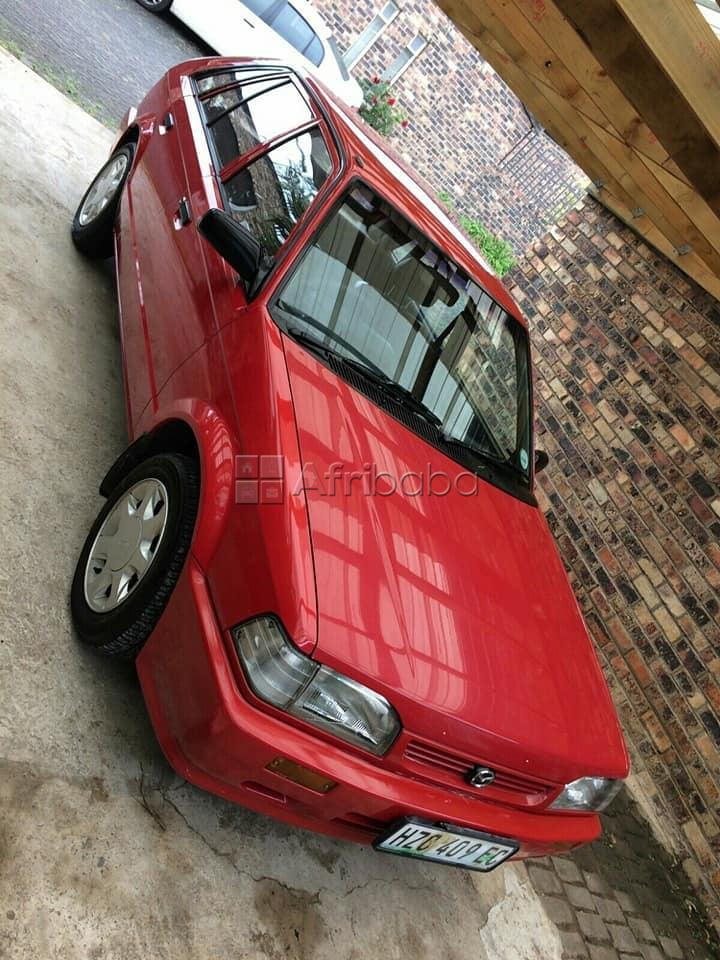 2004 mazda 323 for sale r12.999  for more call #1