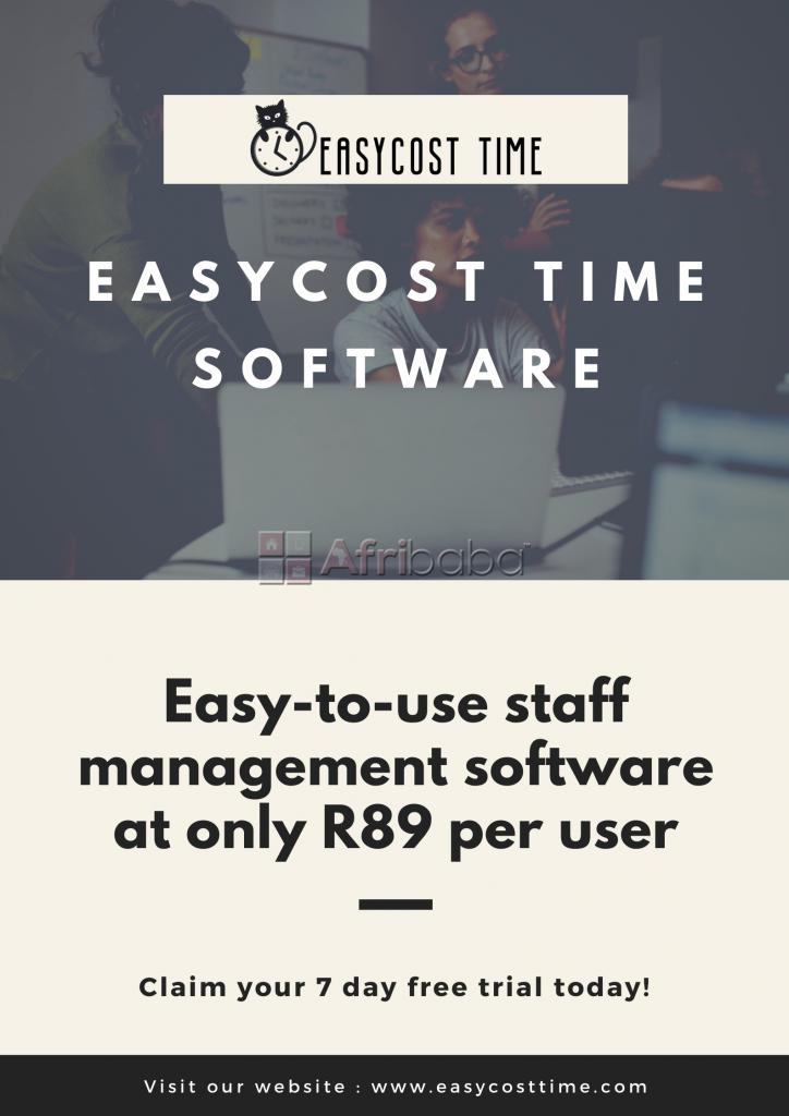 Easycost Time Software