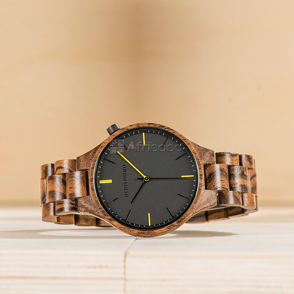 Wooden Watches for Women in South Africa by WoodishSA #1