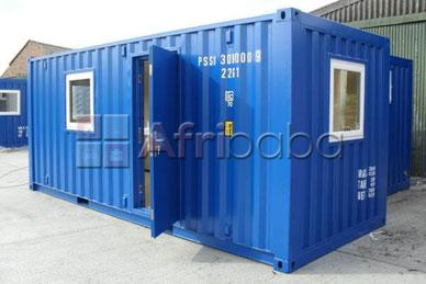 """6"""" Meter (20ft) Office Container"""