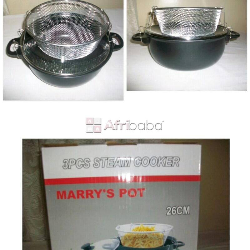 3-Piece 26cm Marry\'s POT