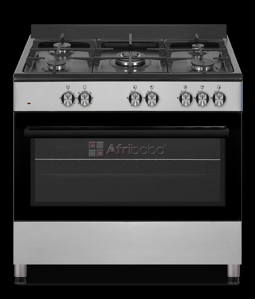Defy 5 - multifunction gas electric range cooker - dgs902