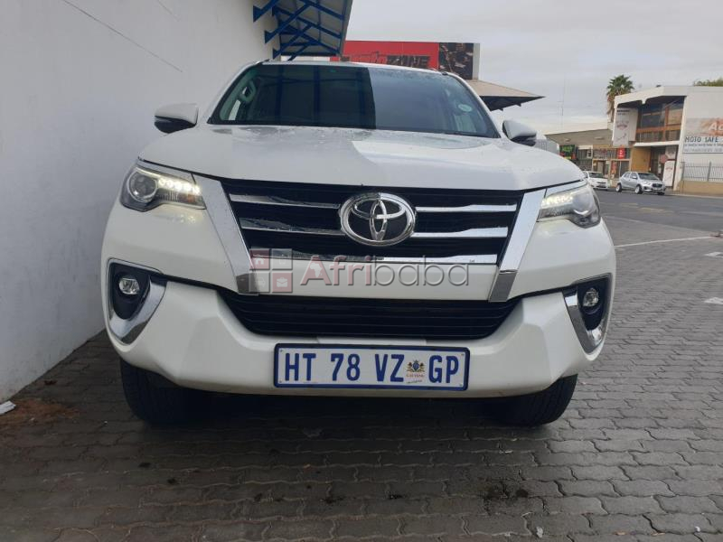 2018 toyota fortuner 2.8gd-6 auto for sale #1