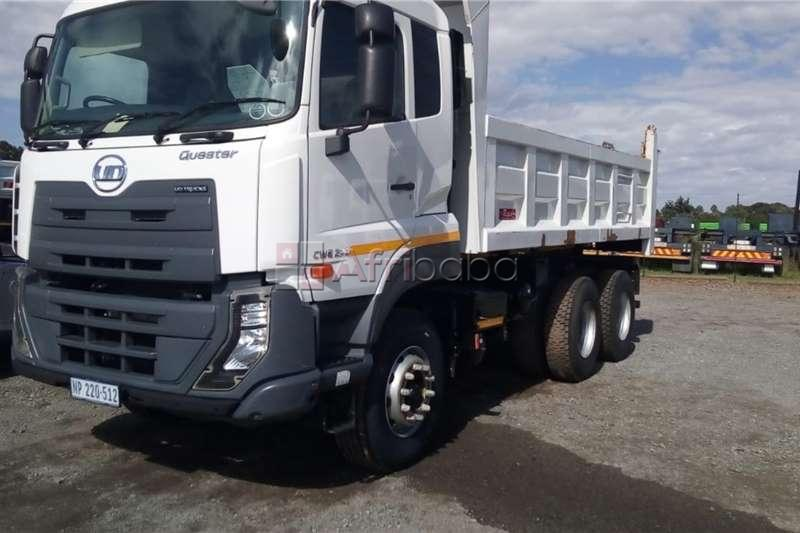 Nissan quester cwe 330 10m3 tipper #1
