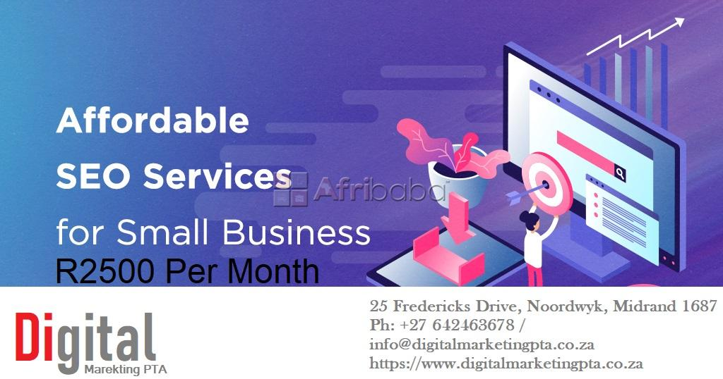 SEO, Digital Marketing and Webstei Designing Services Midrand #1