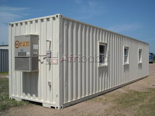 """12"""" meter (40 foot) office containers"""