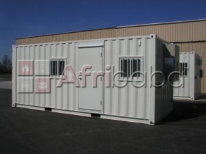 6 Meter (20Foot) Office Site Container