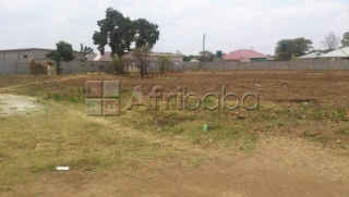 Land for sale in makeni patel area