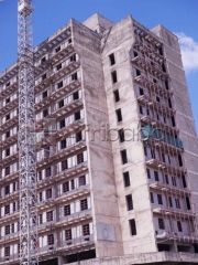 Poa 13 storeys building in central business district of lusaka