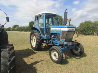Farming and mining machinery from the uk