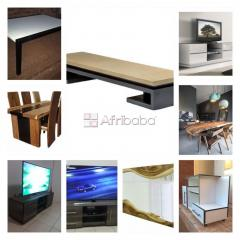 Customised furniture made on order