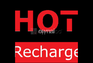 We provide HOT RECHARGE SERVICES, anytime and anywhere you are.